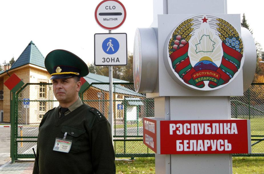 Baltarusijos siena