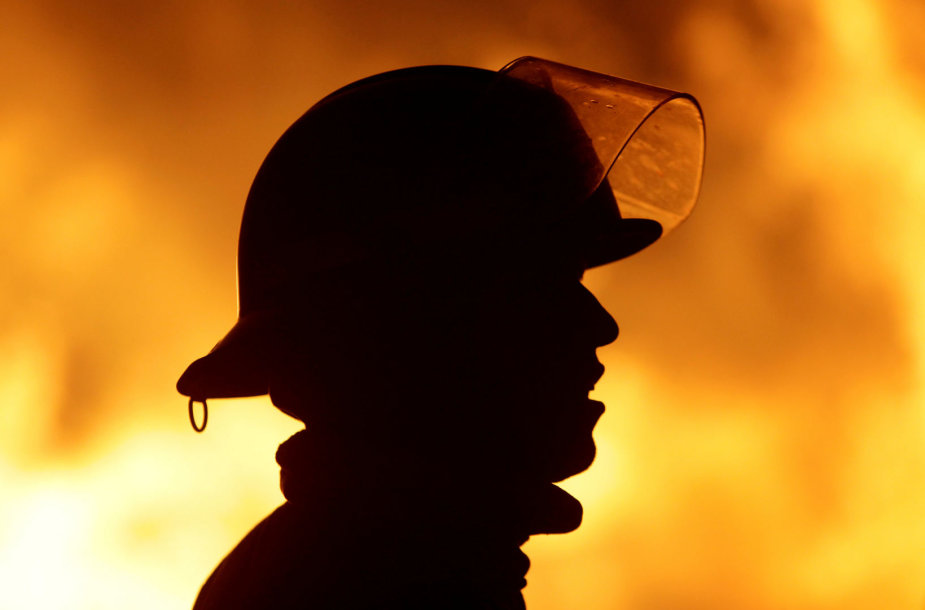 Čilės ugniagesys