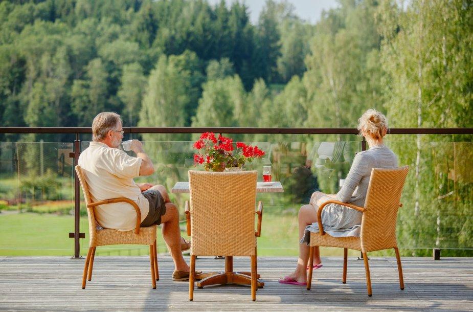 Idėjos, kur atostogauti Lietuvoje ir Latvijoje – viešbučiai nuo 33 Eur iki 189 Eur