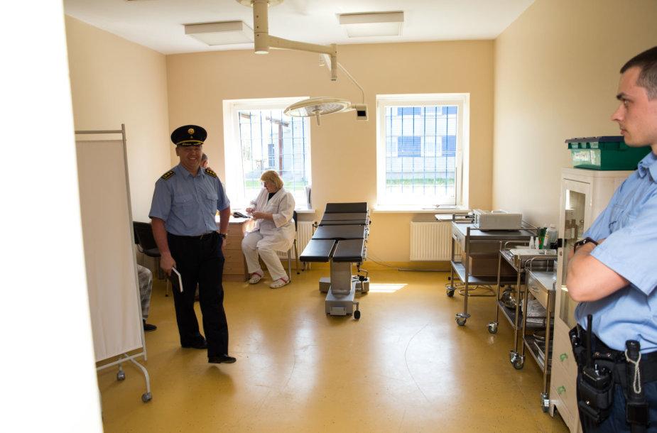 Ekskursija Pravieniškių ligoninėje