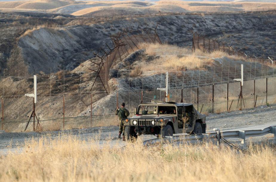 Izraelio kariai Jordano slėnyje