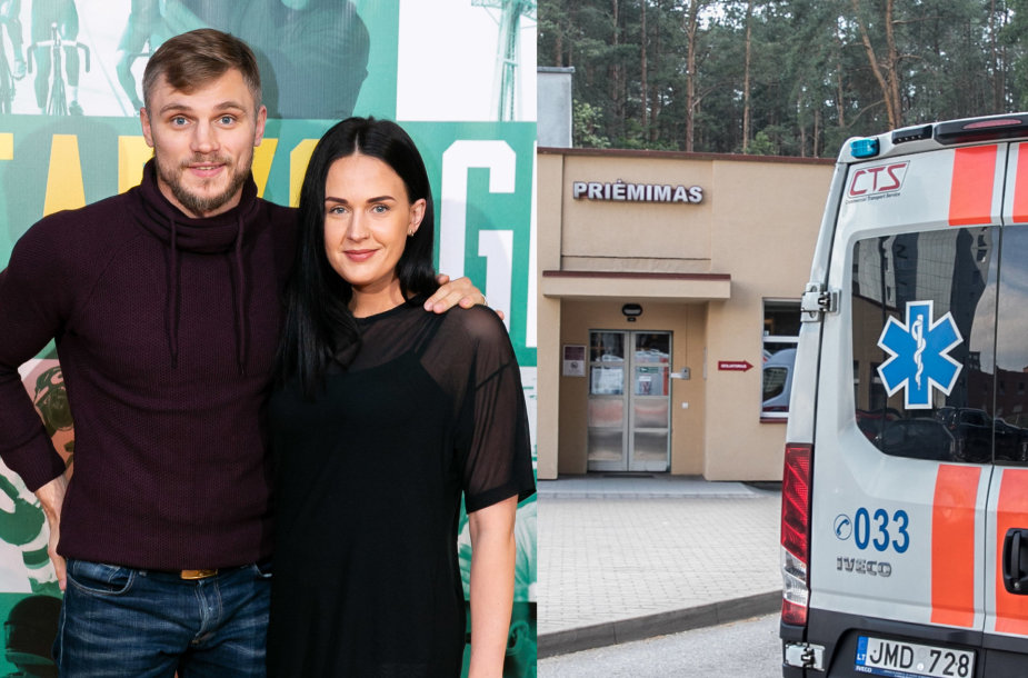Sergejus Maslobojevas su žmona