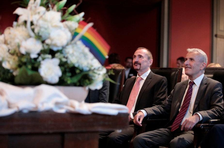 Gėjų santuoka Vokietijoje
