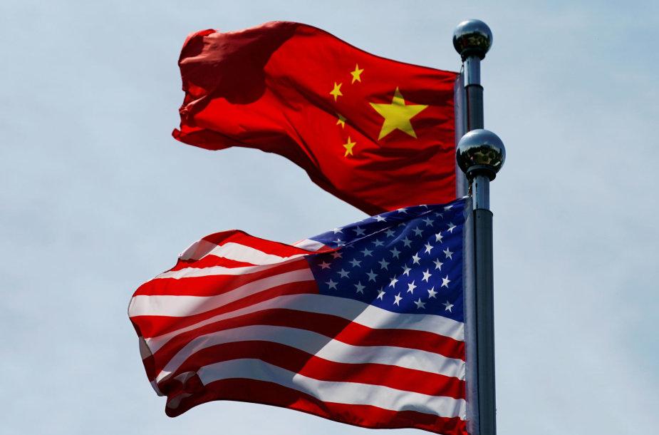 Kinija ir JAV