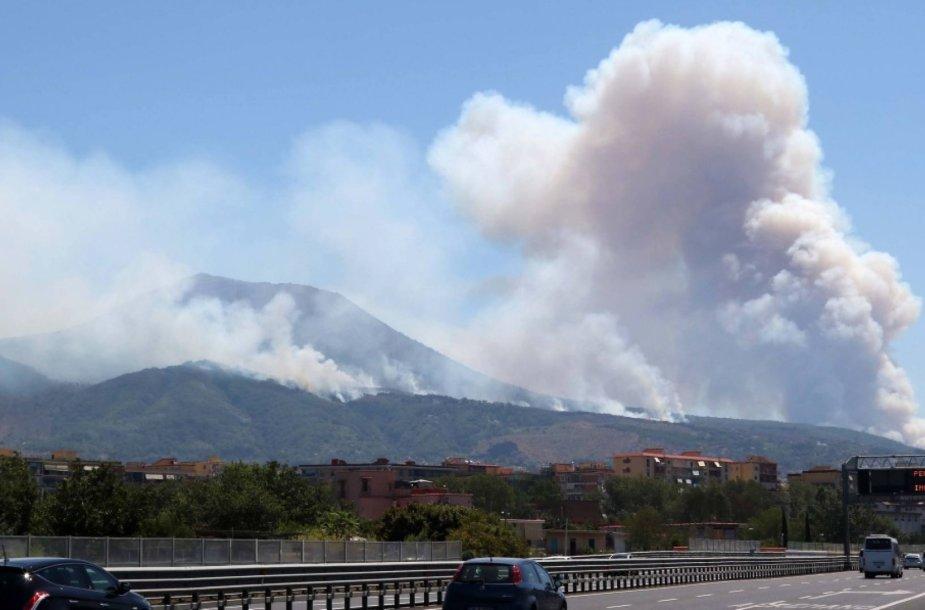 Vezuvijaus ugnikalnis