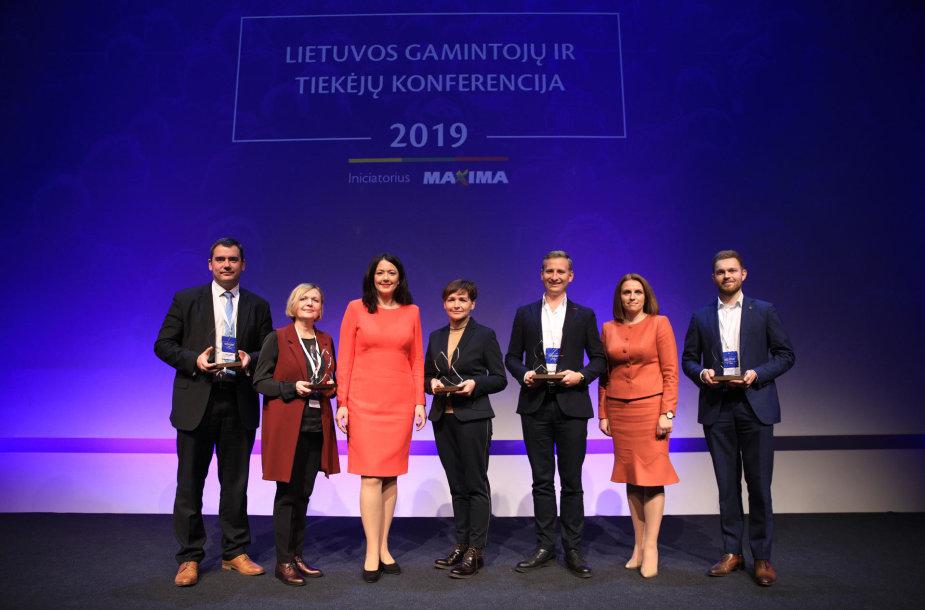 Lietuvos gamintojų ir tiekėjų konferencija