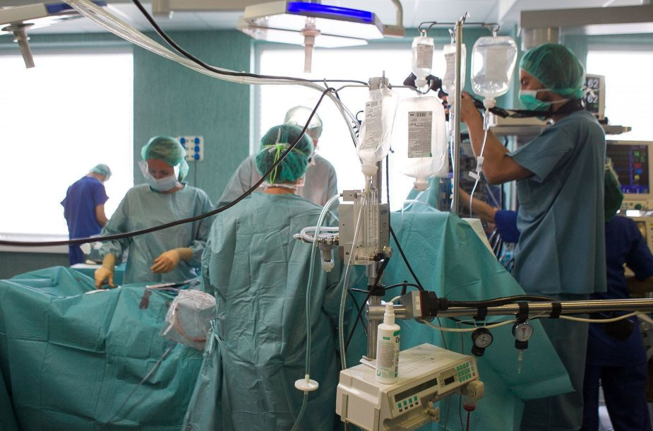"""""""Širdies operacija iš arti"""""""