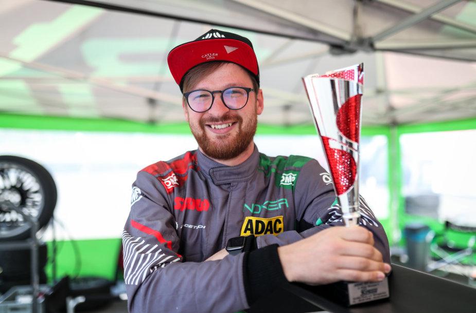 """Džiugas Tovilavičius startuos Italijos """"Carrera Cup"""" čempionate"""