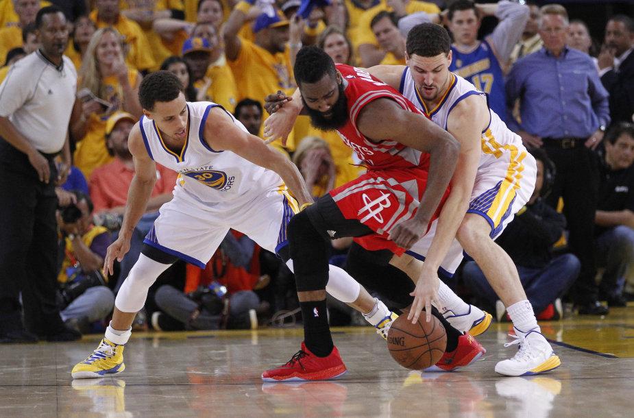 "NBA: ""Golden State Warriors"" – ""Houston Rockets"" (II)"