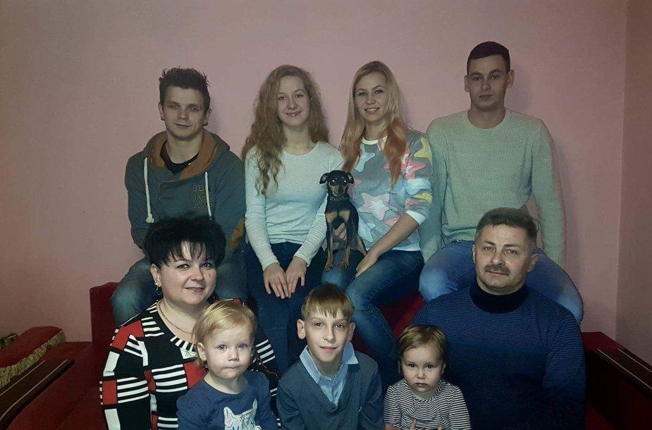 Stankūnų šeima