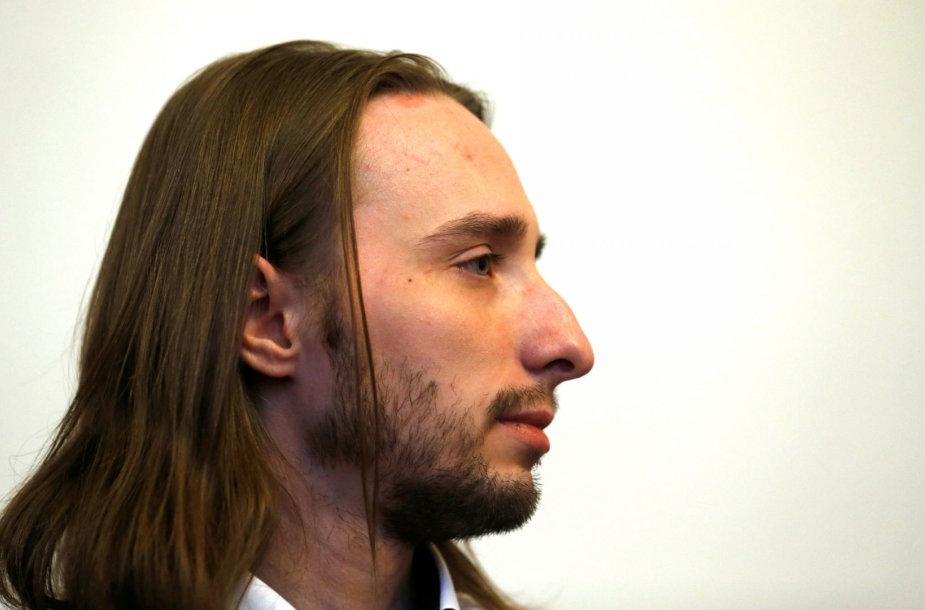 Sergejus Wenergoldas buvo pripažintas kaltu