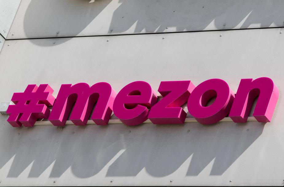 """AB """"Mezon"""" logotipas"""