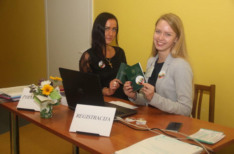 Rinkimų diena Panevėžio rajone