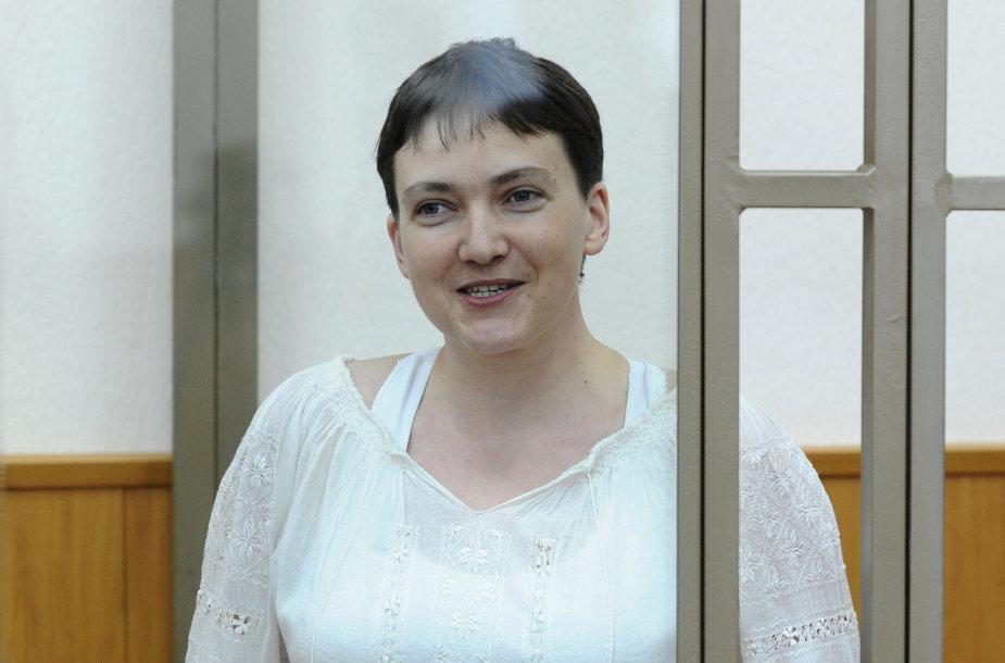 Nadija Savčenko
