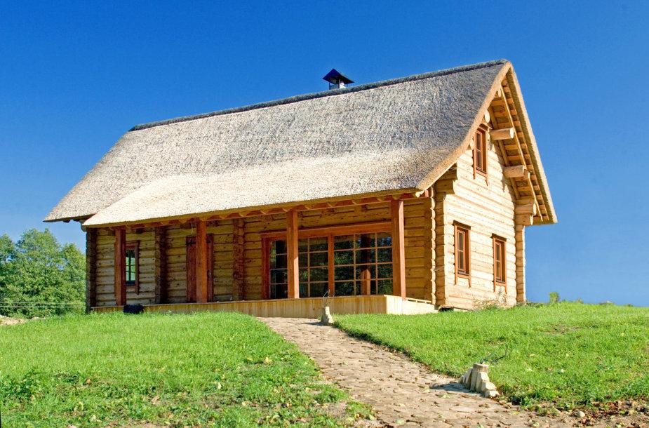 Medinis namas