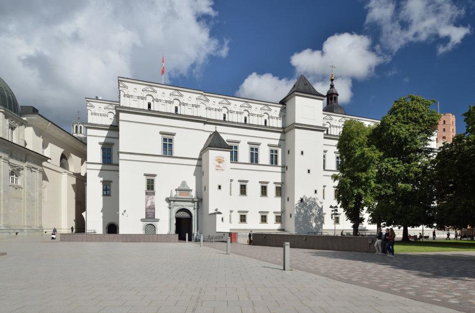 Nacionalinis muziejus Lietuvos Didžiosios Kunigaikštystės valdovų rūmai