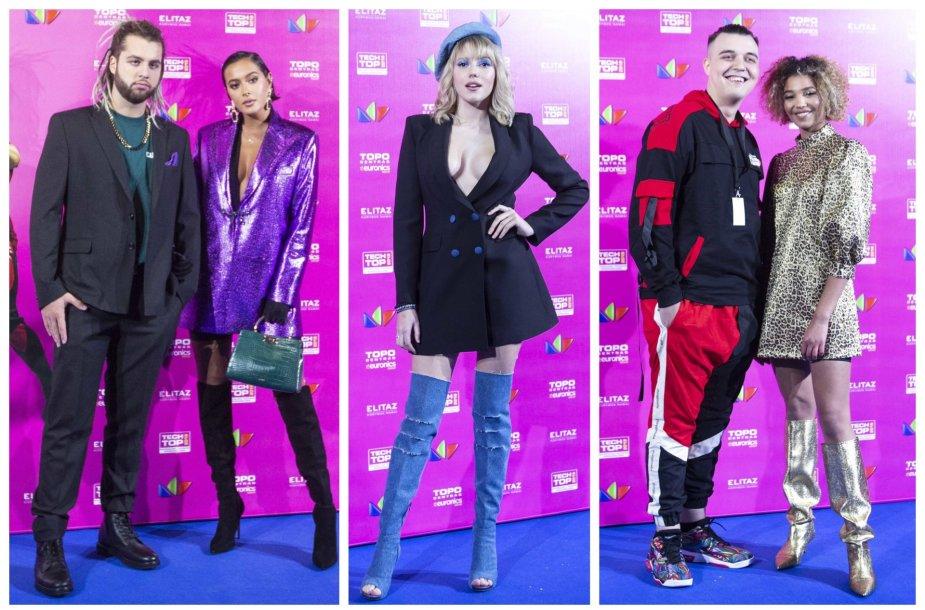 Remigijus Daškevičius-Remis, Karolina Meschino, Monika Pundziūtė-Monique, Niko Barisas, Nombeko Augustė