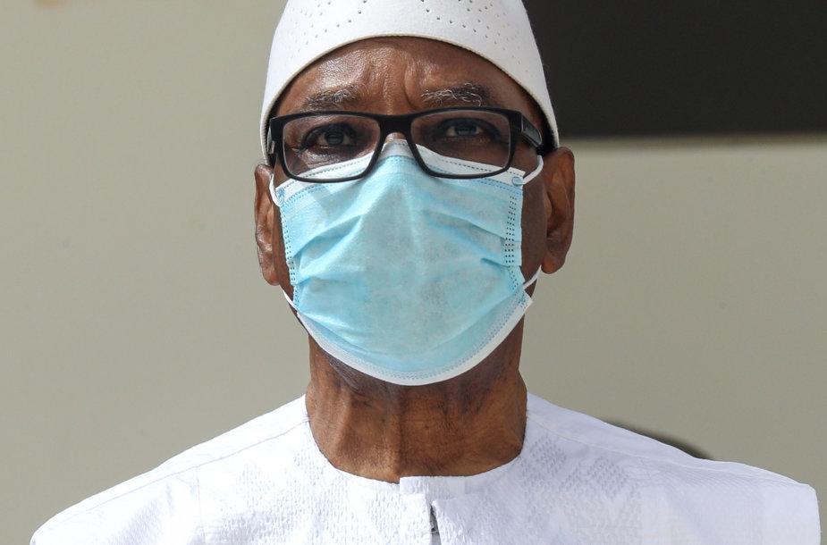 Ibrahimas Boubacaras Keita