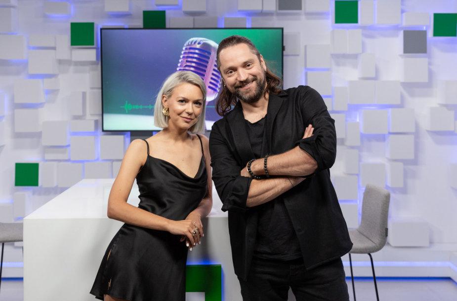 Monika Linkytė ir Leonas Somovas