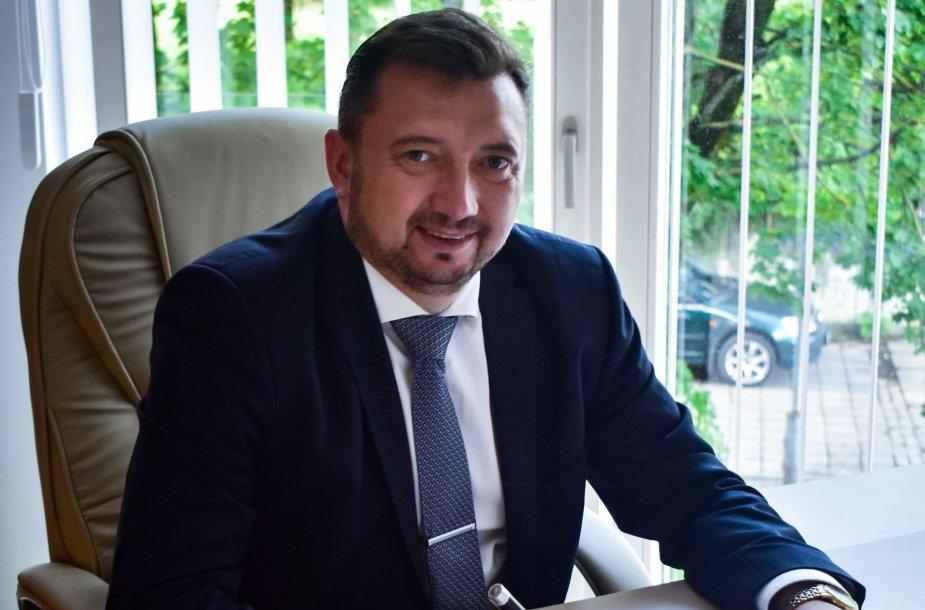 Teisininkas Vaidas Šalaševičius