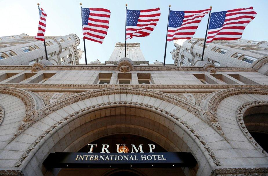 Donaldo Trumpo viešbutis Vašingtone