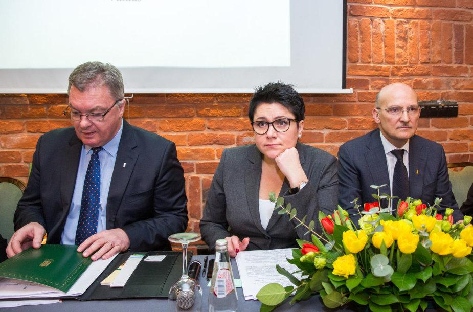 Lietuvos tautinio olimpinio komiteto generalinės asamblėjos sesija