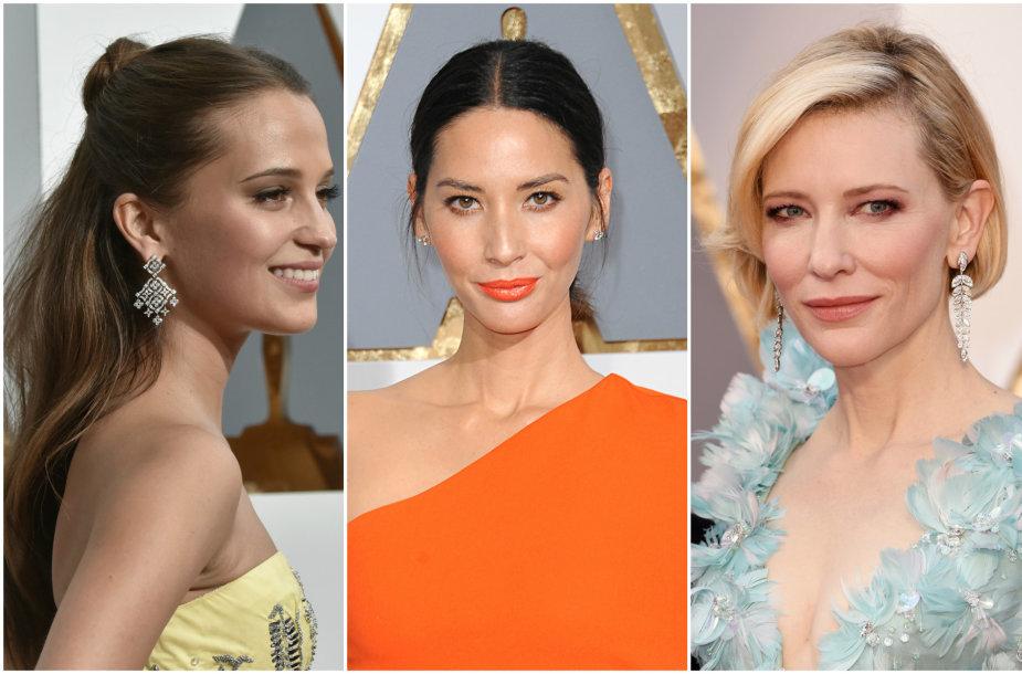 Alicia Vikander, Olivia Munn, Cate Blanchett