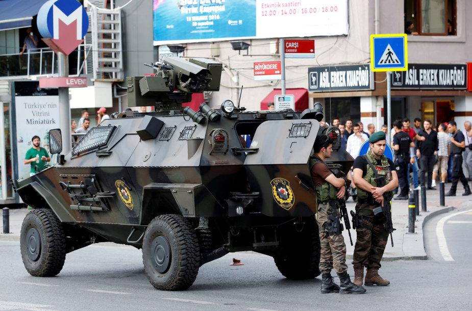 Turkijos policija