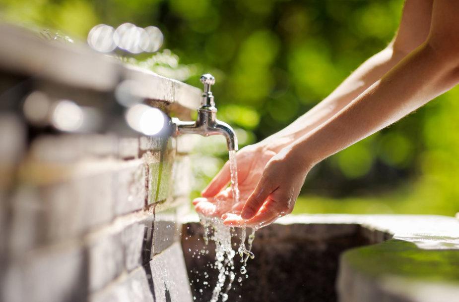 Vandens šaltinis