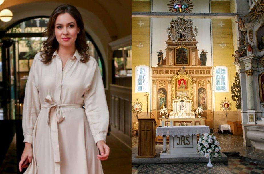 Fausta Marija Leščiauskaitė ir bažnyčia