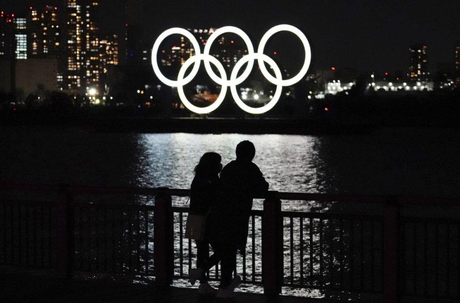 Artėja Tokijo olimpinės žaidynės