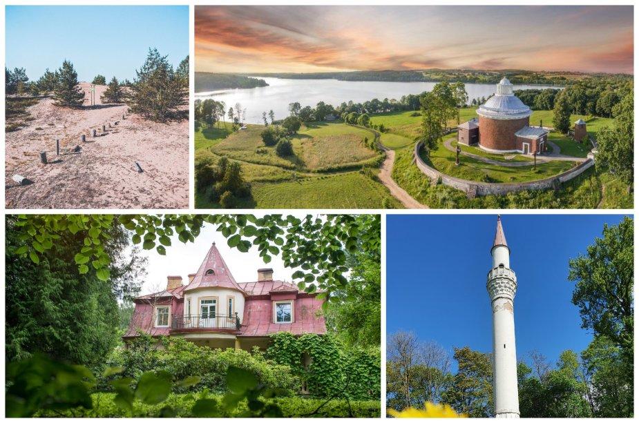 TOP vietos Kauno regione, kurias verta aplankyti dar šią vasarą