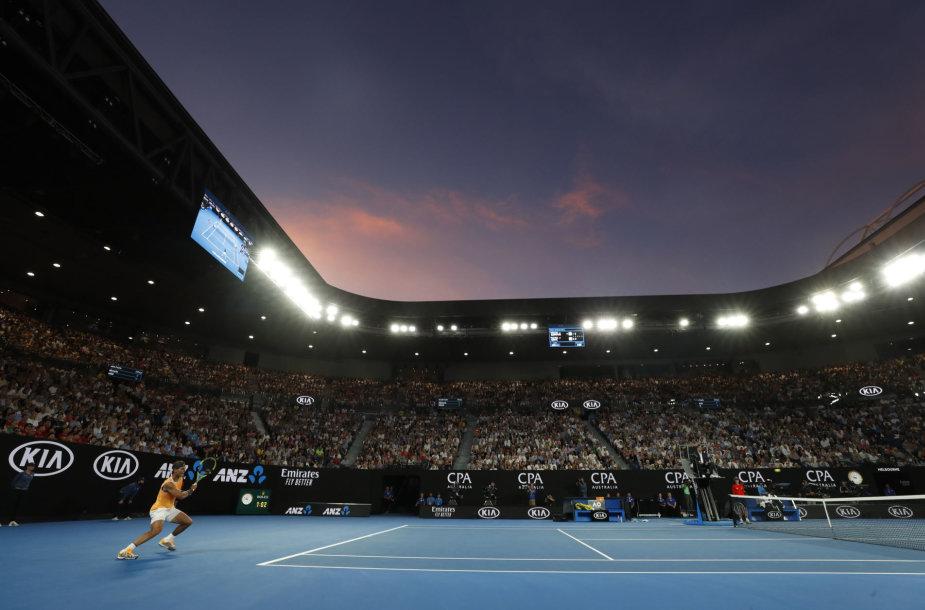 """Australian Open"" turnyras gali būti nukeltas"