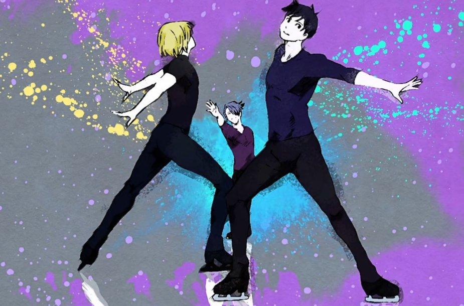 """""""Yuri On Ice"""""""