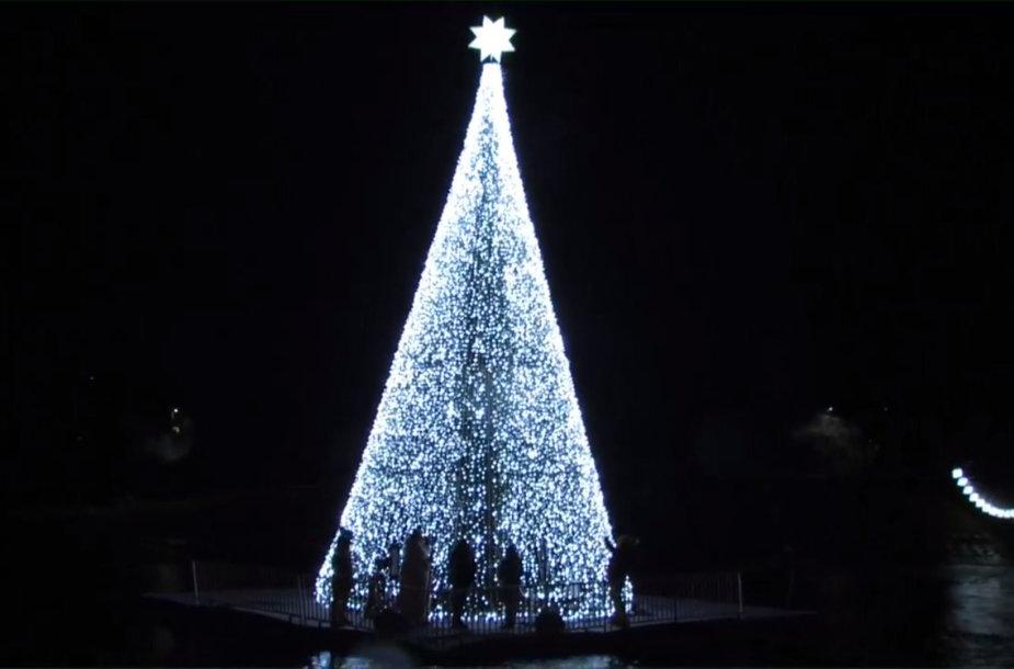Anykščių kalėdinė eglė