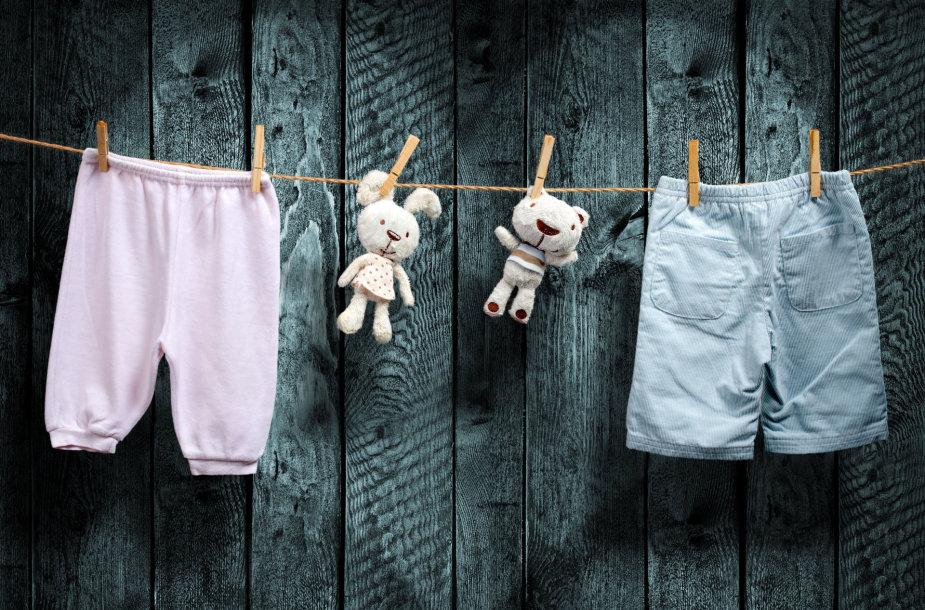 Vaikiški drabužėliai
