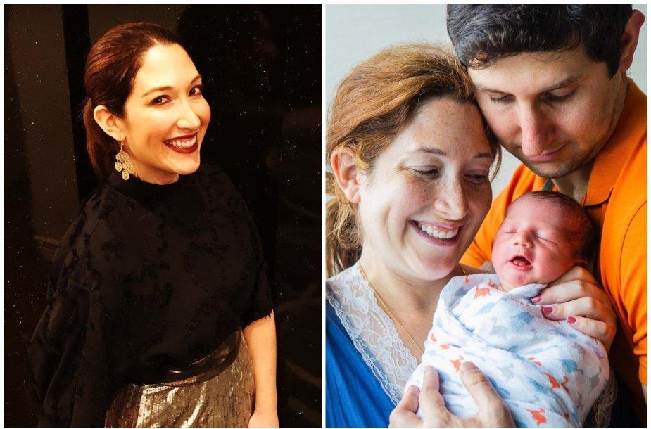 Randi Zuckerberg susilaukė dukros