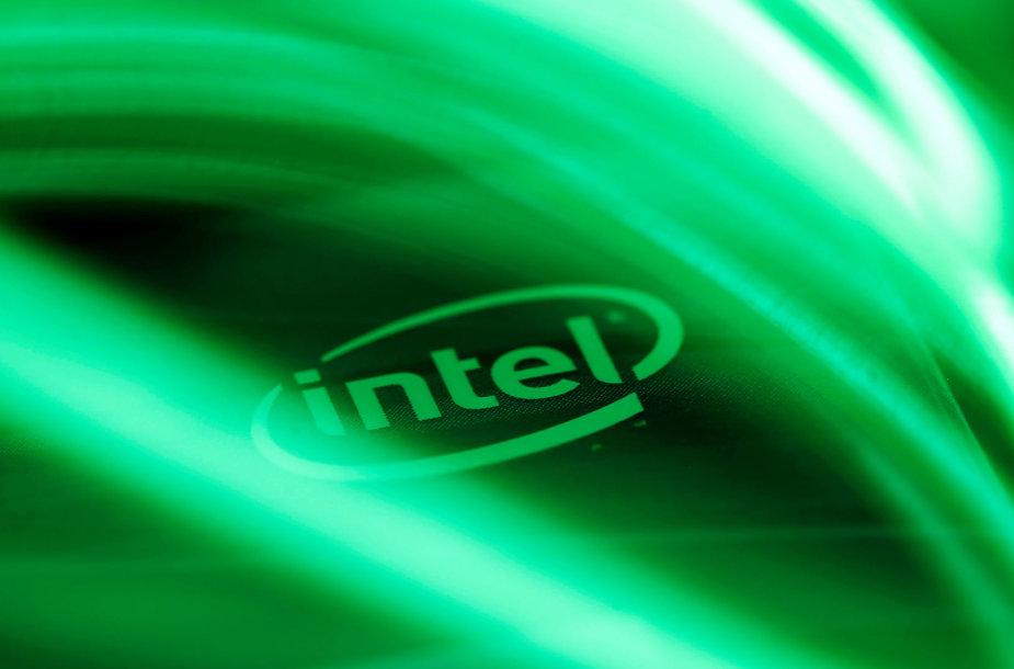 """""""Intel"""" procesorius"""