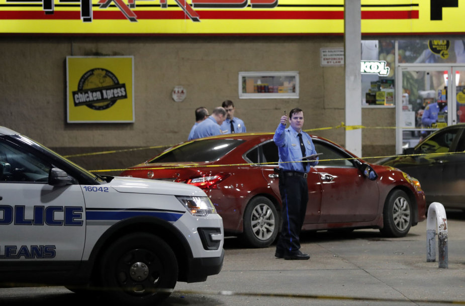 Naujojo Orleano policija
