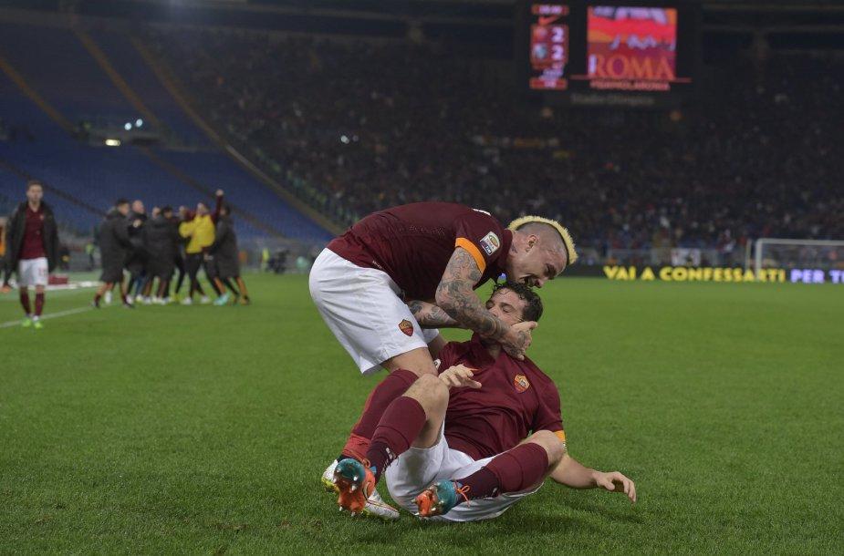 """""""Roma"""" futbolininkai"""