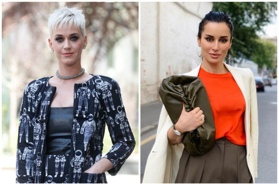 Katy Perry ir Tina Kandelaki
