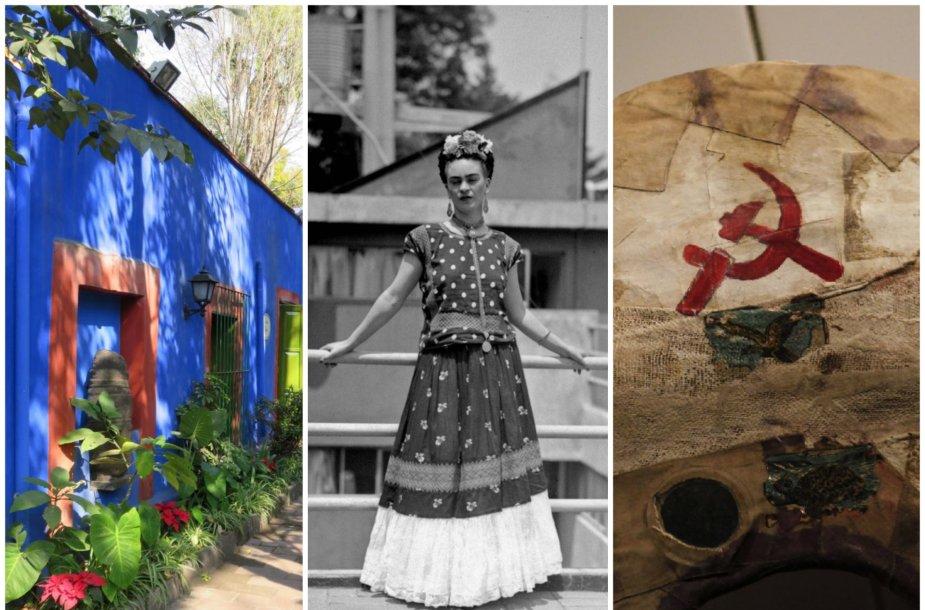 Fridos Kahlo Meksikas