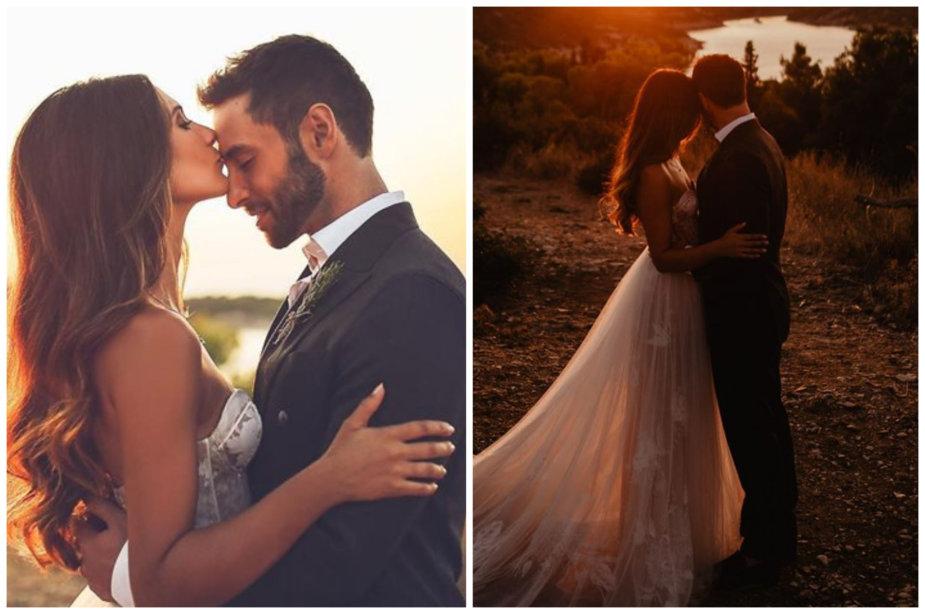 Manso Zelmerlowo ir Ciaros Janson vestuvės