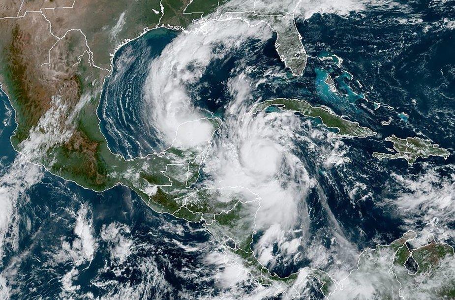 Uraganas Delta