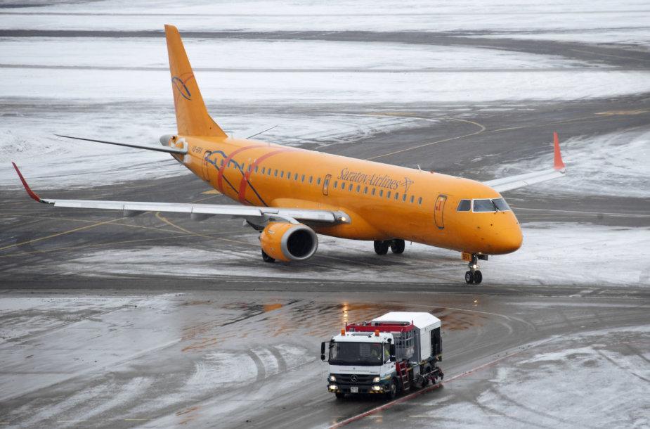 """Saratov Airlines"" lėktuvas"