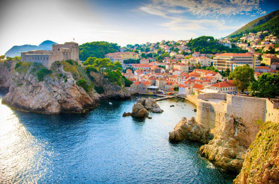 Dubrovnikas, Kroatija