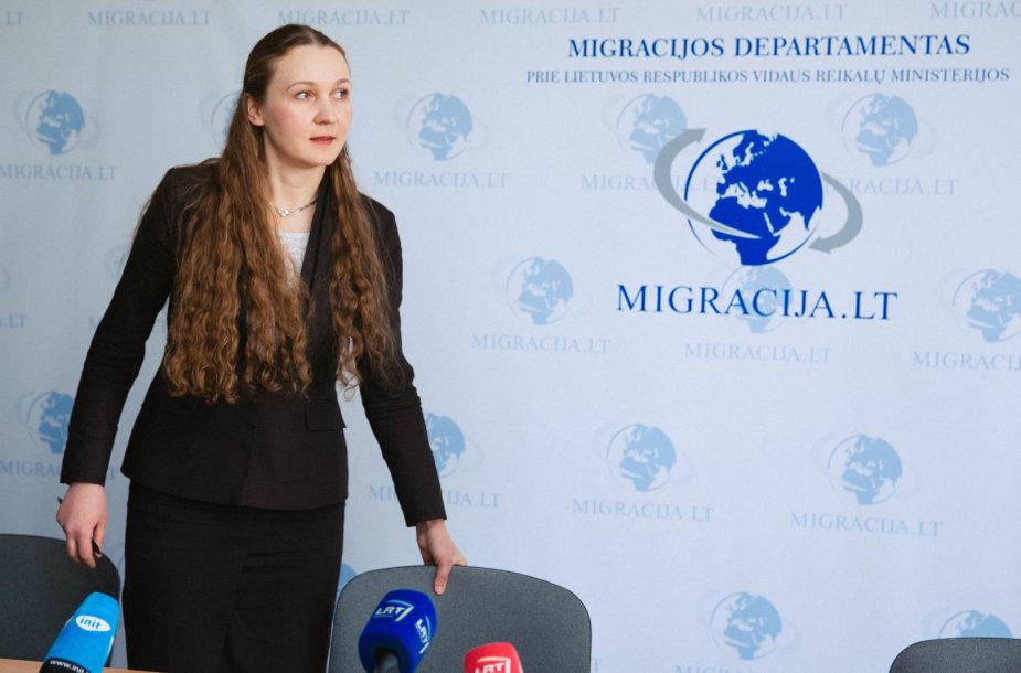 Elena Gudzinskaitė