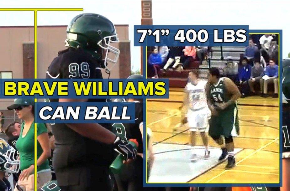 Brave'as Williamsas