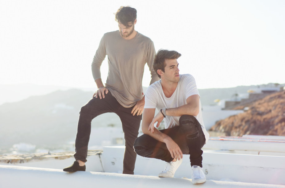 """""""The Chainsmokers"""""""