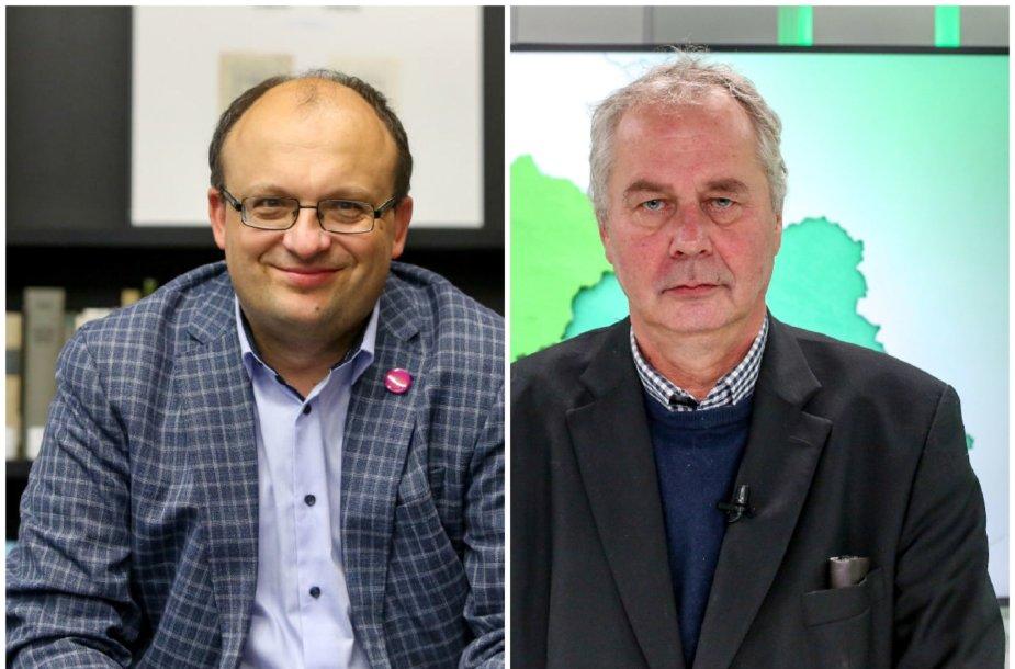 Nerijus Šepetys, Alvydas Nikžentaitis